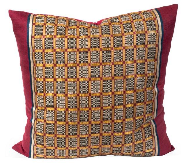 Antique Moroccan Pillow I