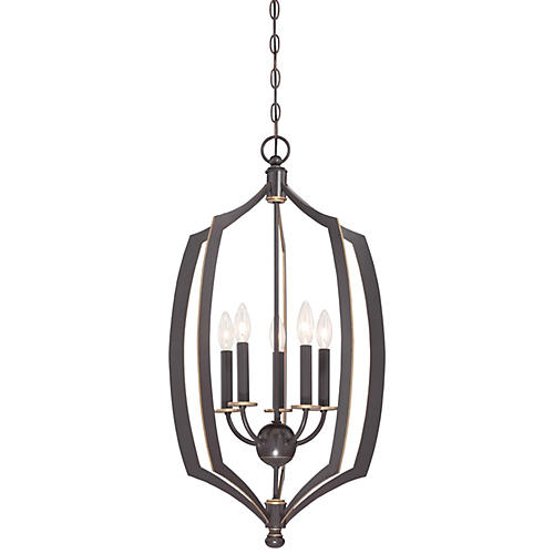 Middletown 5-Light Foyer Pendant