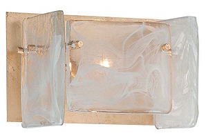 Arctic Frost 1-Light Wall Sconce*