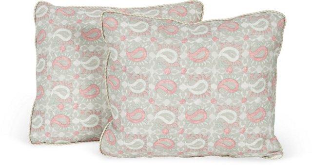 MLB Agra Pillows, Key West, Pair