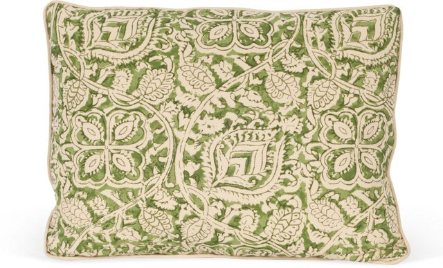 MLB Senja Pillow, Green