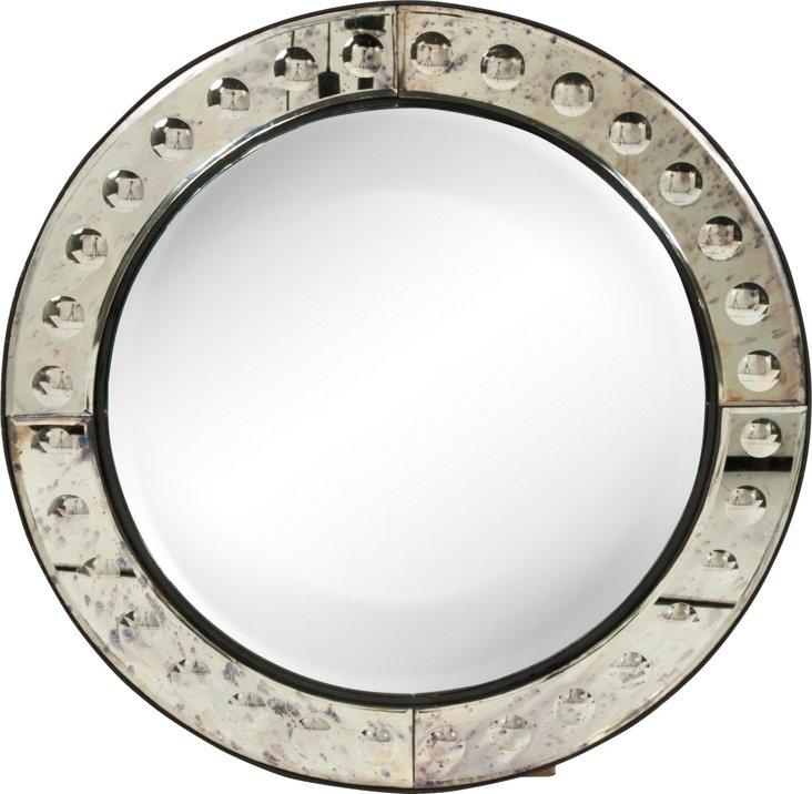 Bubble Convex Mirror