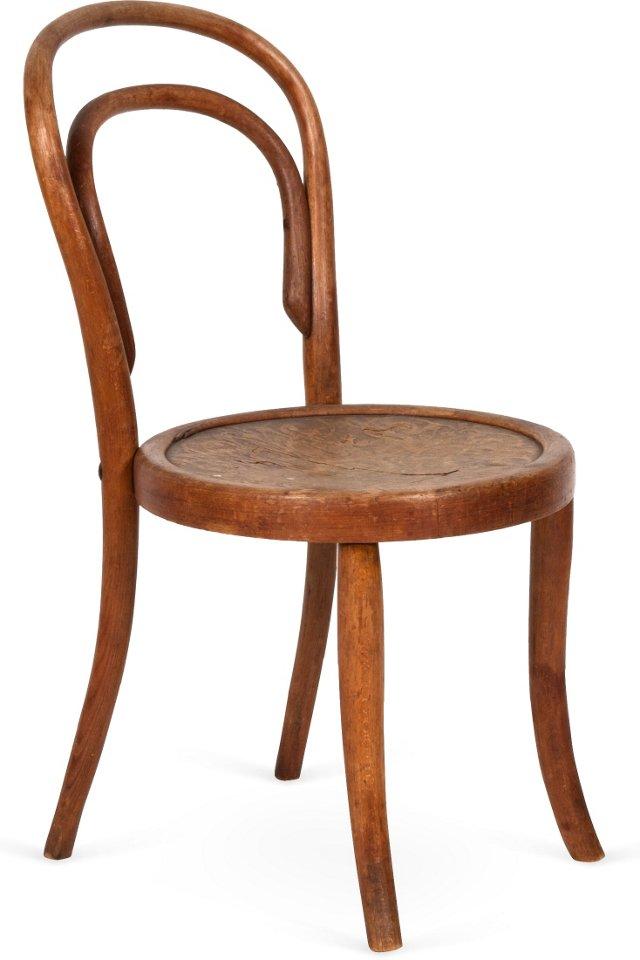 Child's Victorian Bentwood Chair