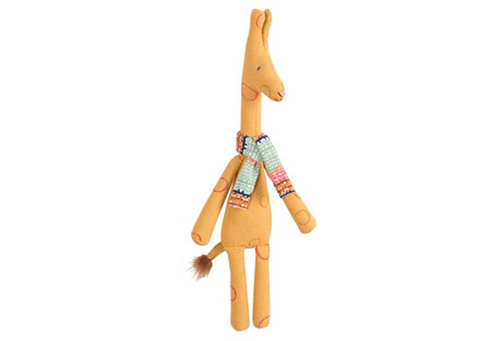 Mini Giraffe Plushy