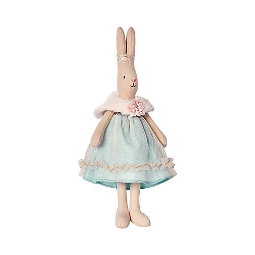 Mini Princess Sophie Rabbit, Blue/Multi