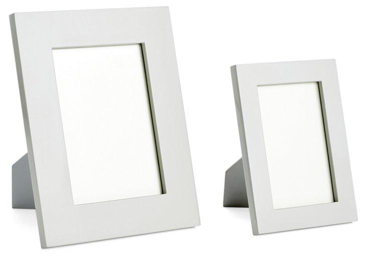 Asst. of 2 Essential Frames, Gray