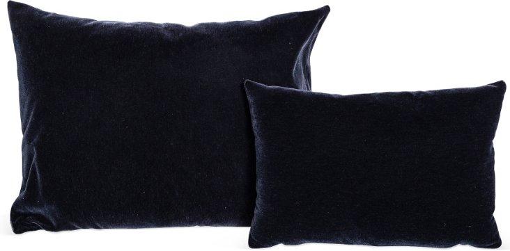 Mohair Pillows, Set of 2