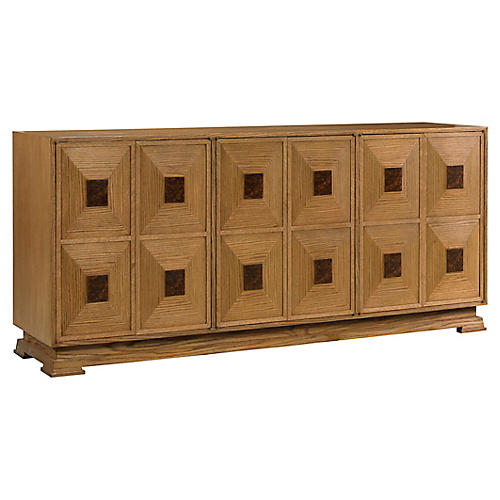 Letitia Sideboard, Natural Oak