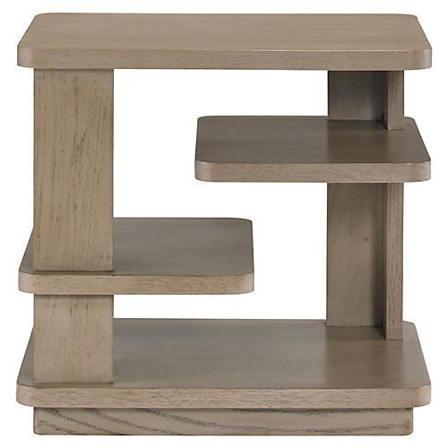 Margot Side Table, Dove