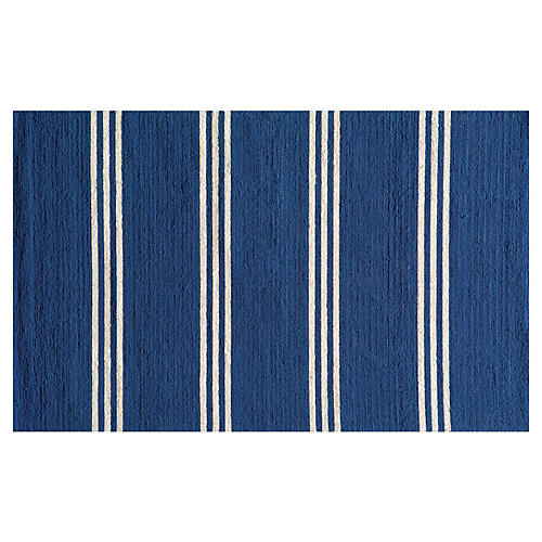 Payson Outdoor Rug, Maritime Blue