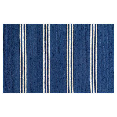 Payson Outdoor Rug, Maritime Blue