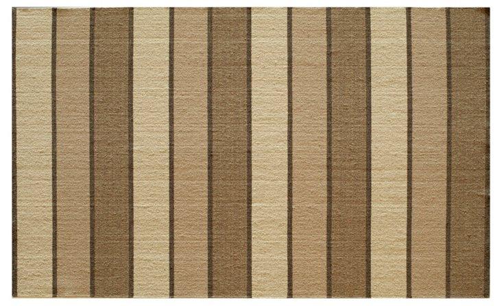 Davis Flat-Weave Rug, Beige