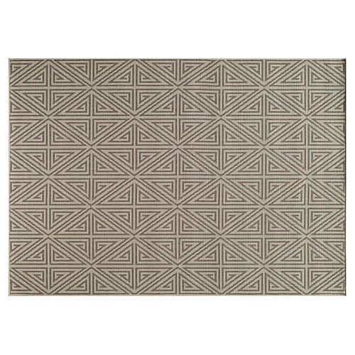 Pori Outdoor Rug, Taupe
