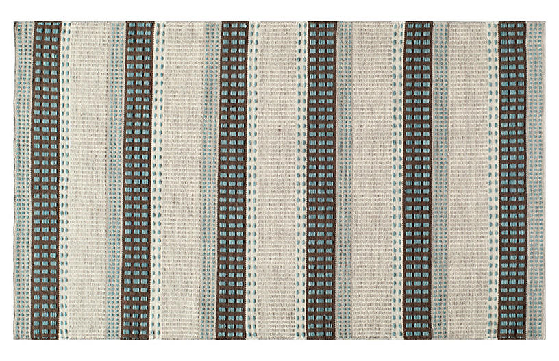 Lopeda Rug, Blue/Multi