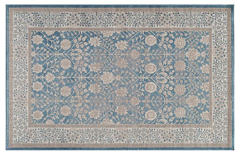 Tremont Rug, Blue