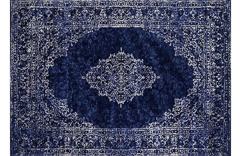 Zahra Rug, Blue