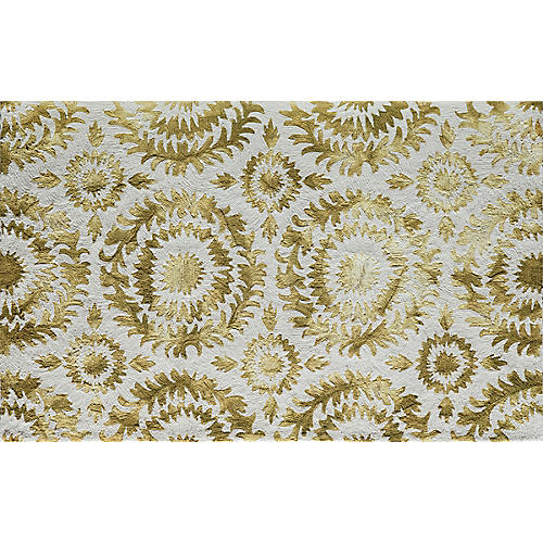 Wera Rug, Yellow