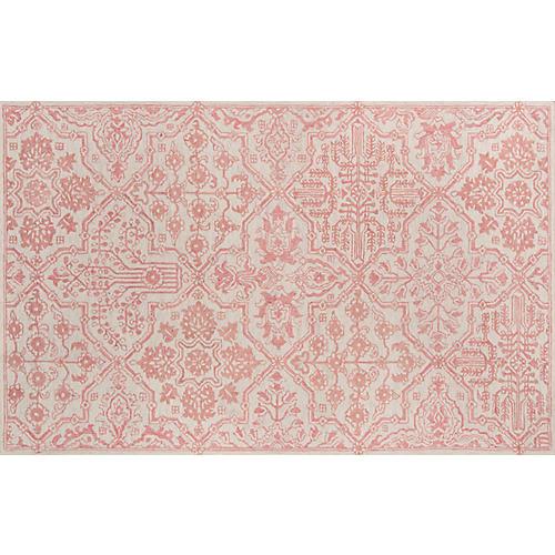 Dallah Rug, Pink