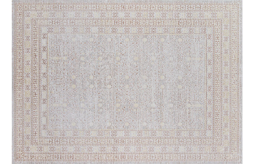 Meriem Rug, Gray/Multi
