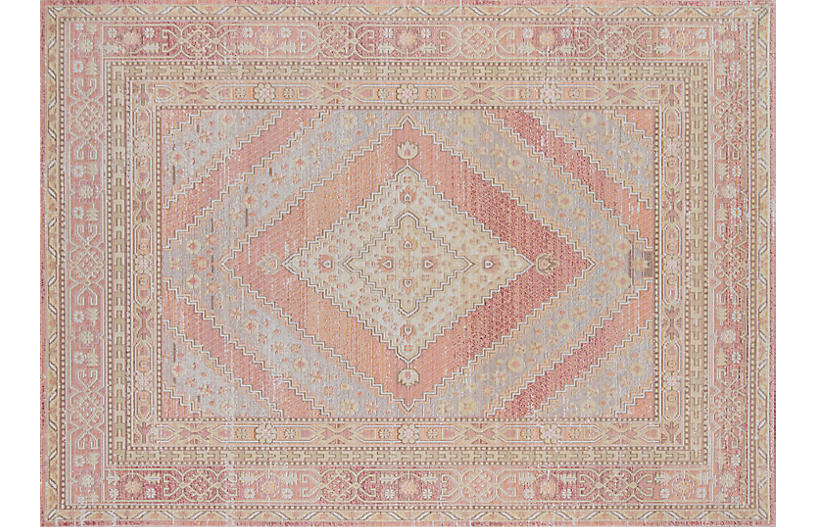 Amira Rug, Pink/Multi