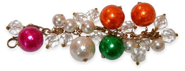 1980s Charm Bracelet