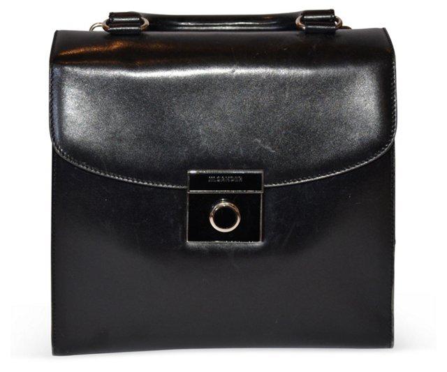 Vintage Jil Sander Bag, Black