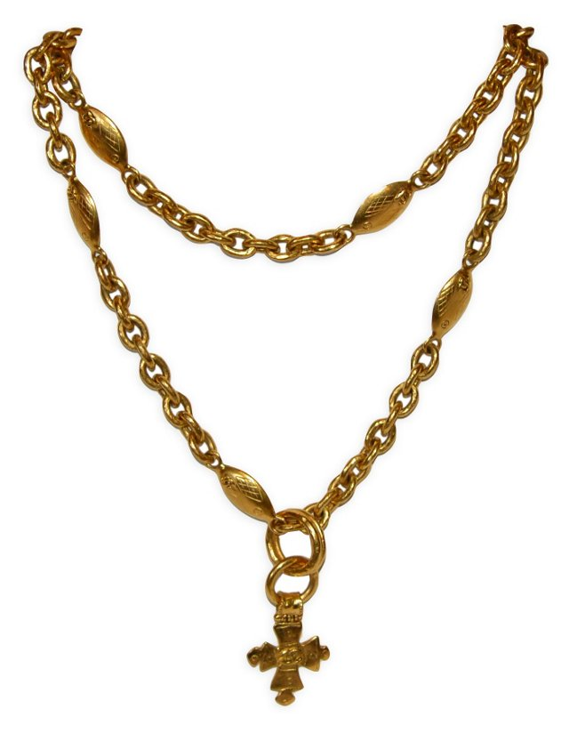 1980s Chanel Necklace