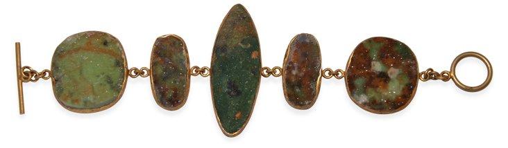 Vintage Drusy Bracelet