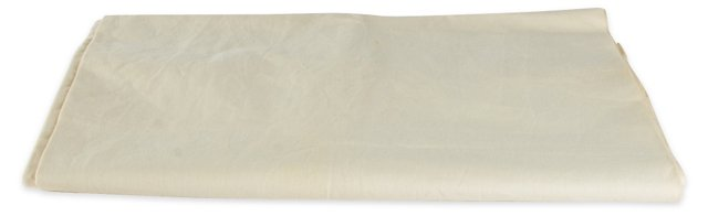 19th-C. French Linen Sheet