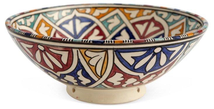 Ceramic Bowl, Multi