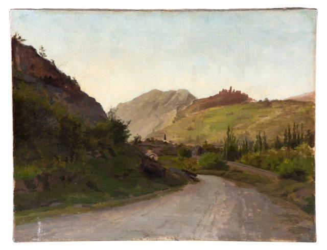 Oil Painting, C. 1900