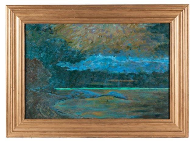 Oil Painting, Landscape