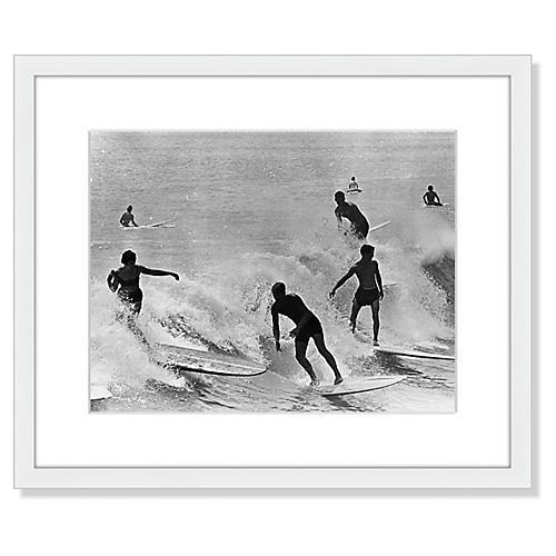 , Fox Photos, Surfing Derby