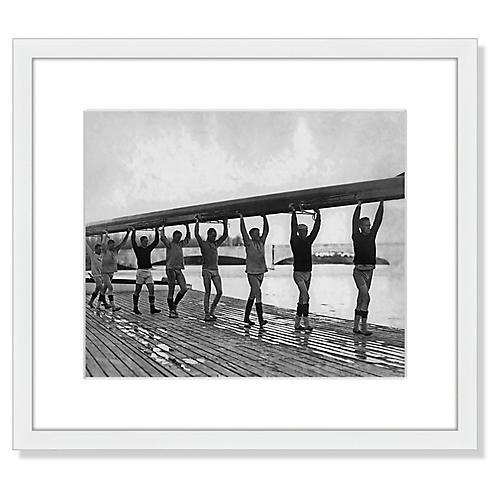 Princeton Rowing Team, Paul Thompson