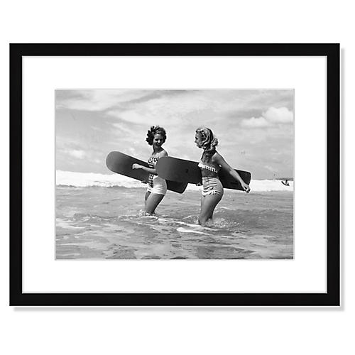 John Chillingworth, Surf-Rider