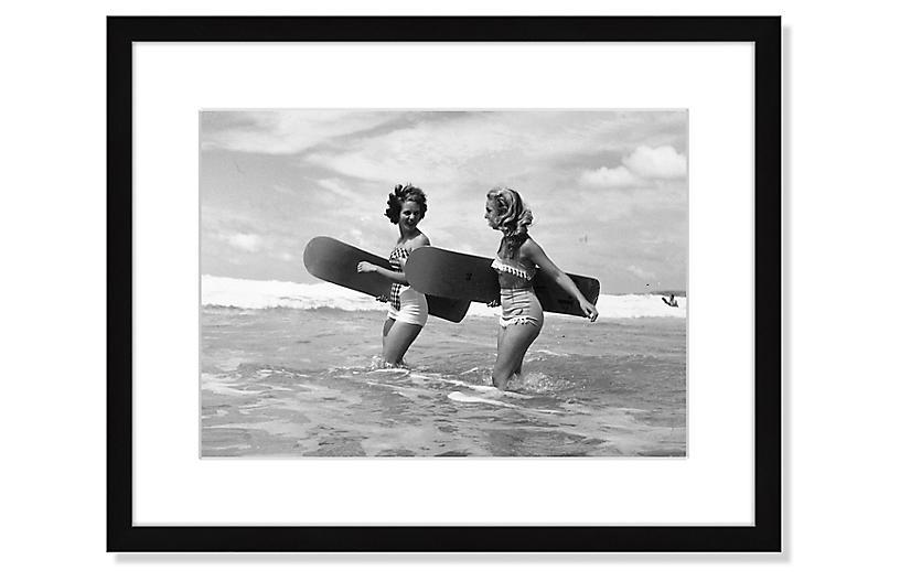 John Chillingworth, Surf-Rider