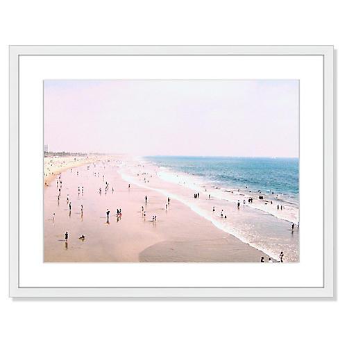 Santa Monica Beach, Carlos Pereira