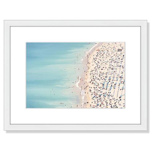 John Harper, Ondarreta Beach