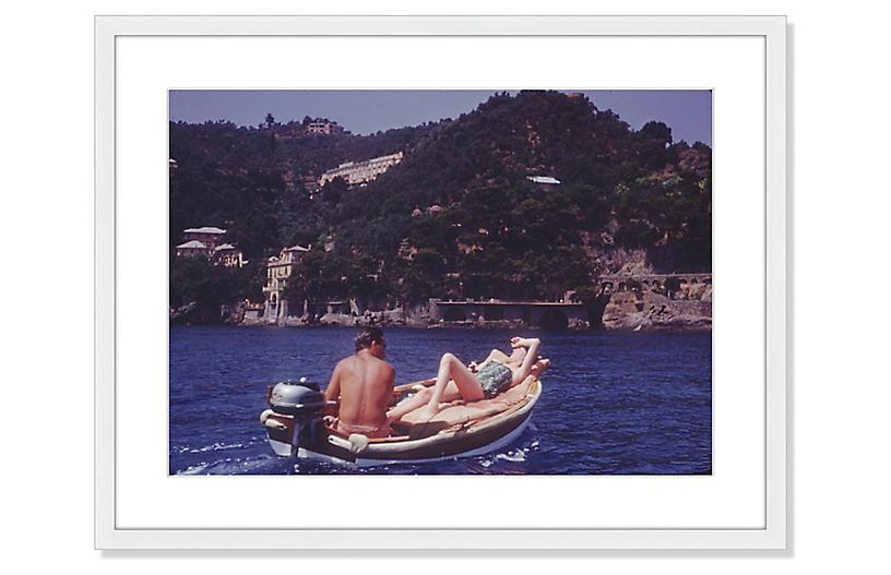 Thurston Hopkins, Portofino Boat Ride