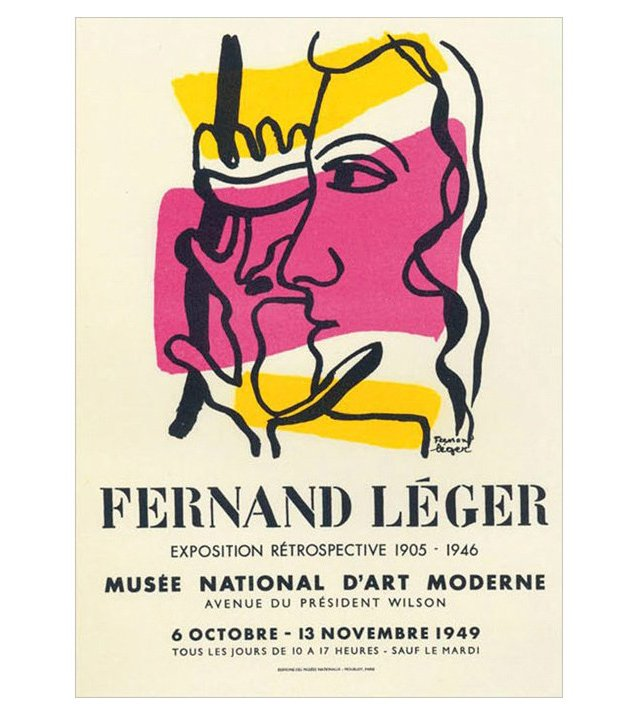 F. Léger, Musée National