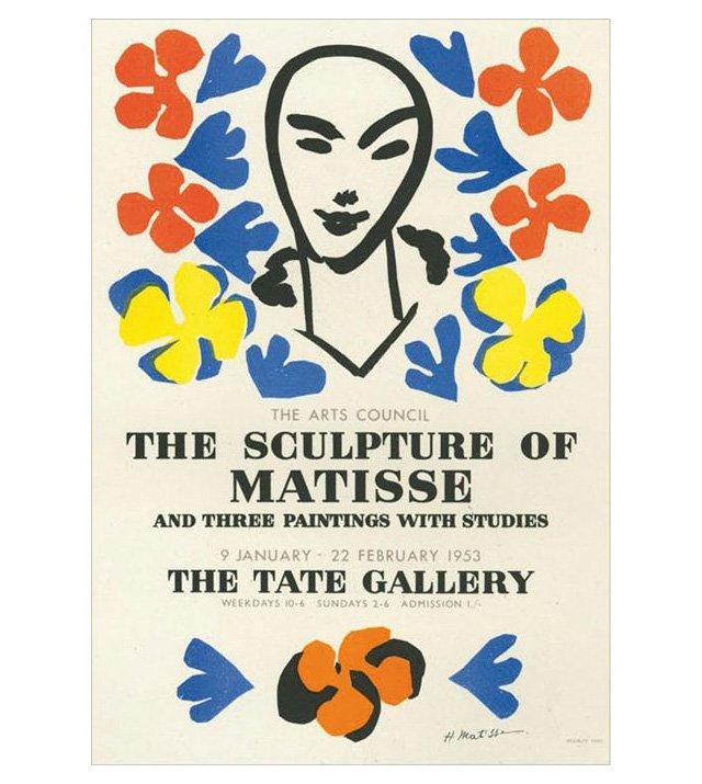 Henri Matisse, The Sculpture of Matisse