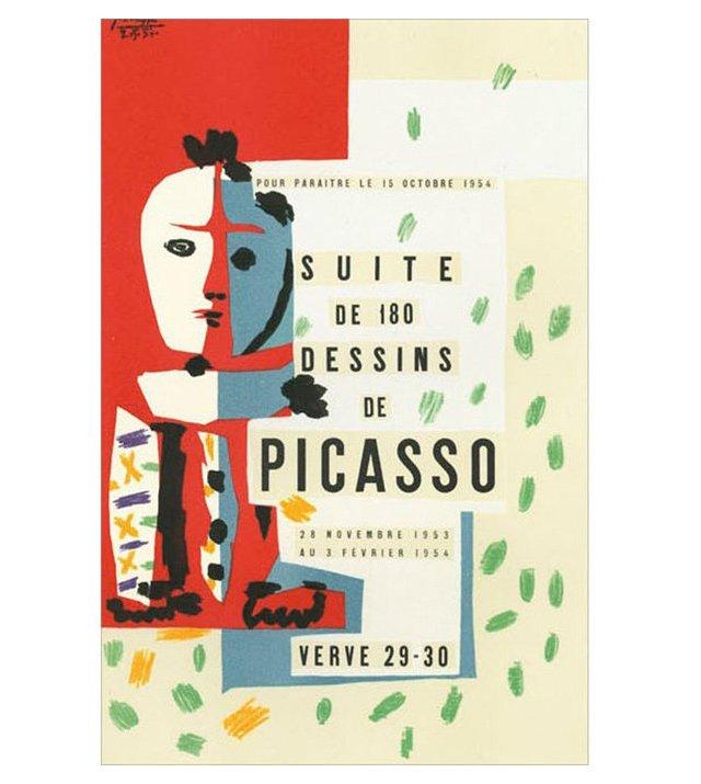 Pablo Picasso, Suite de 180 Dessins
