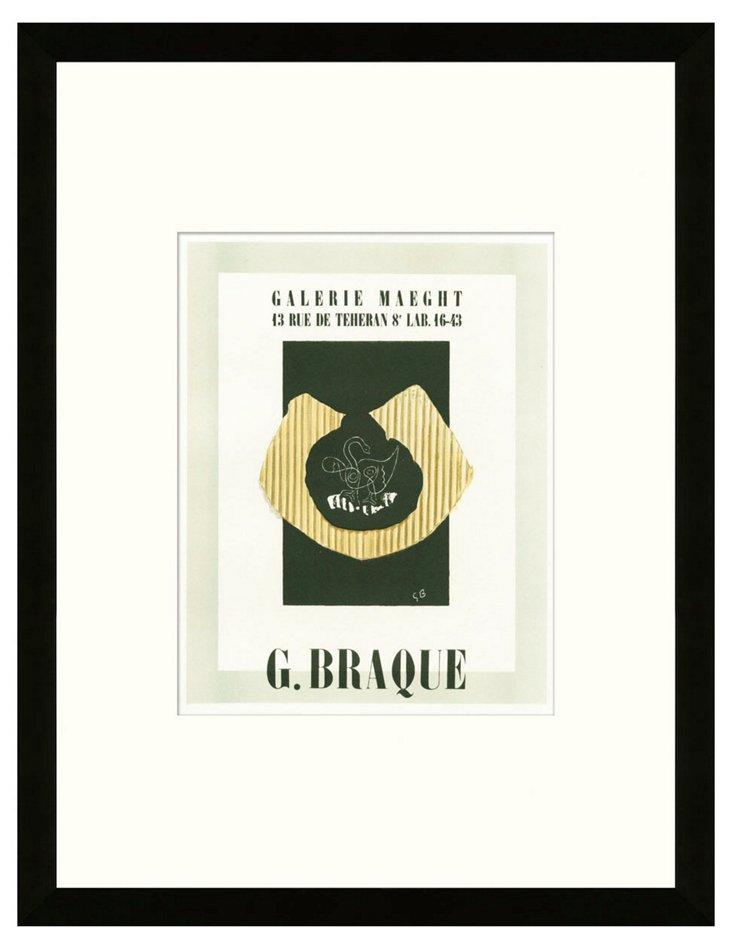Georges Braque, Galerie Maeght I, Paris