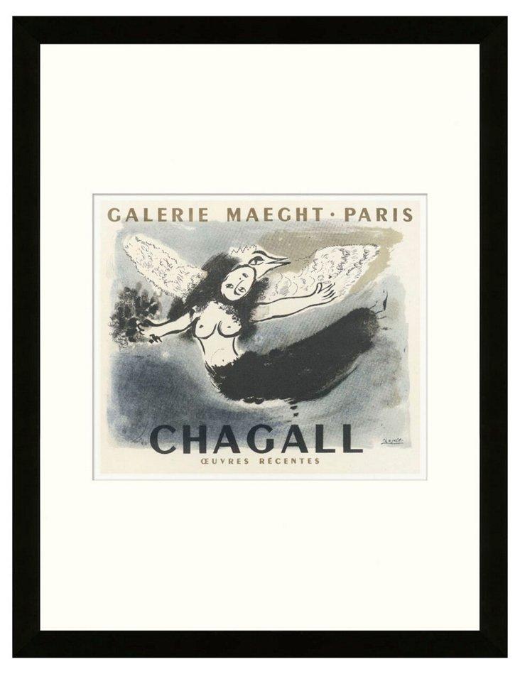 Marc Chagall, Galerie Maeght I, Paris