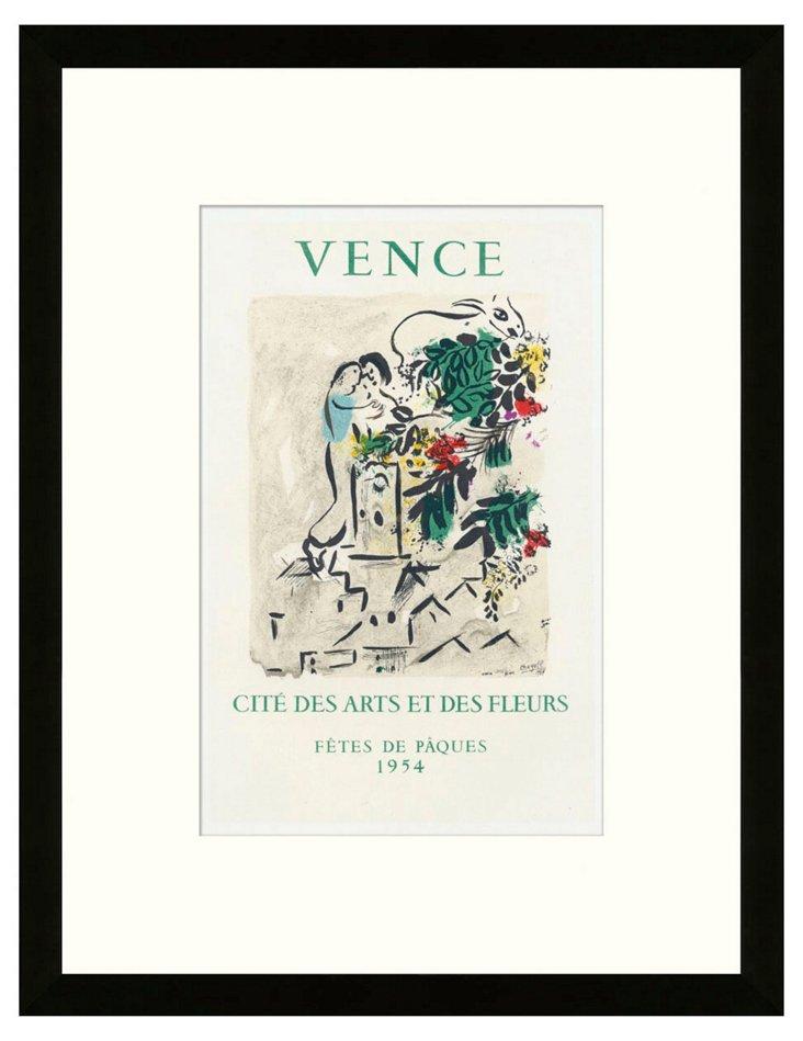 Marc Chagall, Fêtes de Pâques II, Vence