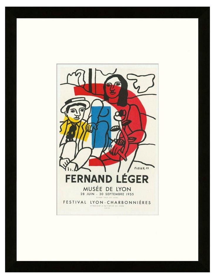 Fernand Léger, Musée de Lyon
