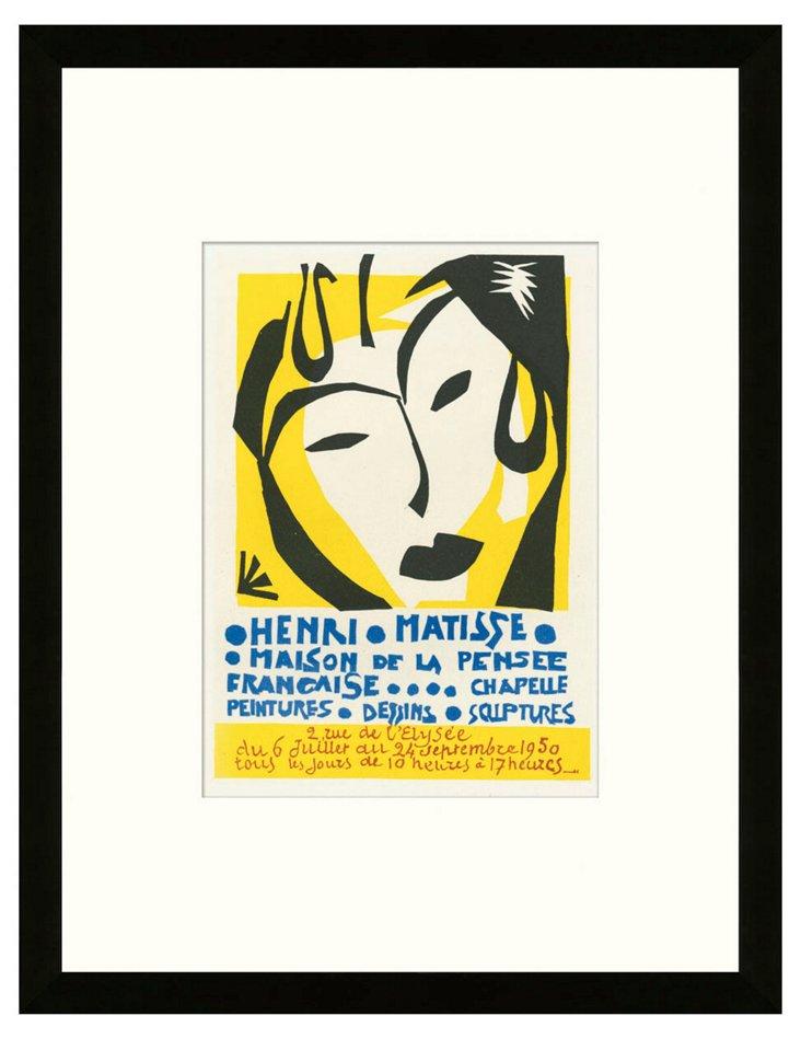 Matisse, Maison de la Pensée Française