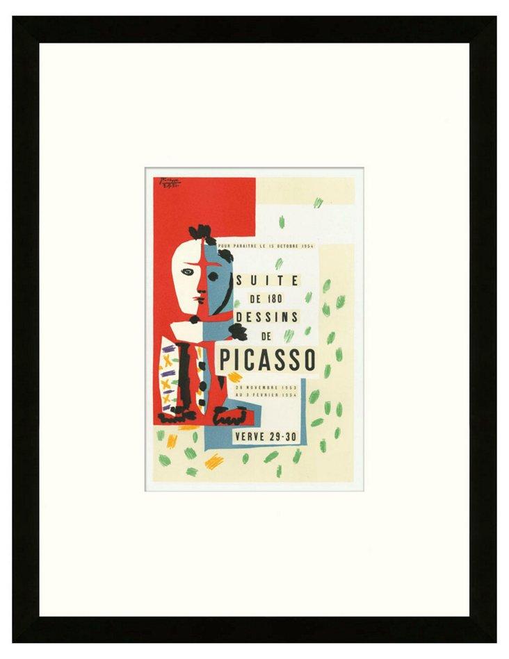 Picasso, Suite de 180 Dessins, ed. Verve