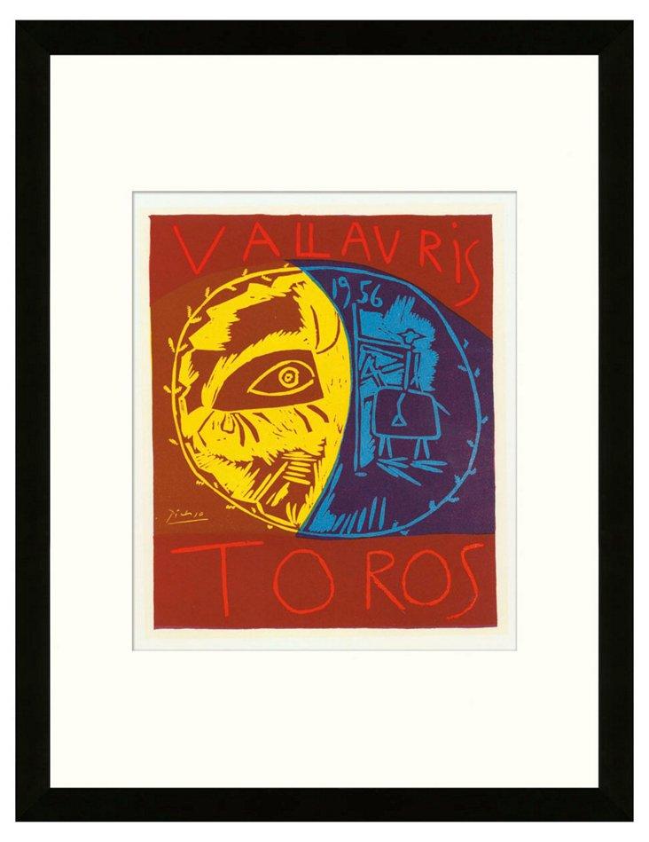 Pablo Picasso, Toros Vallauris III
