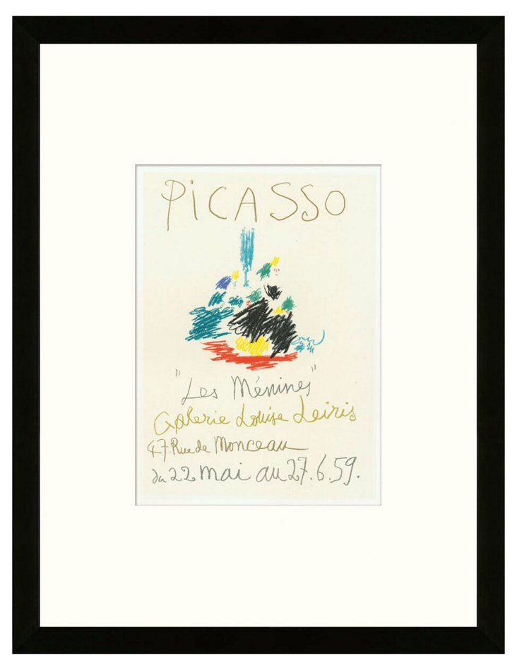 Pablo Picasso, 'Les Ménines', Paris